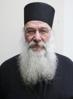 Monaxos Moisis Agioritis